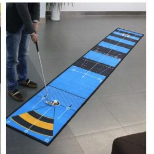 golf mat and area rugs